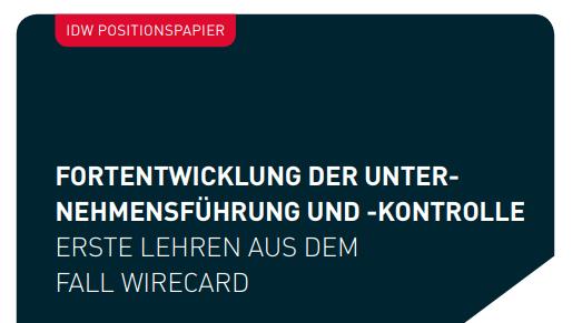 IDW Wirecard